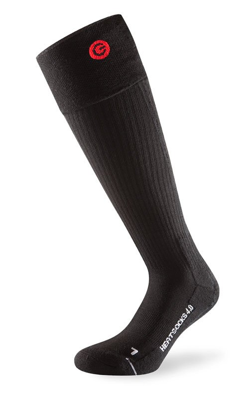 LENZ Heat Socks 4.0 Toe Cap