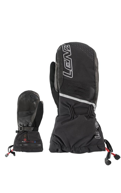 LENZ Heat Gloves 4.0 mittens unisex