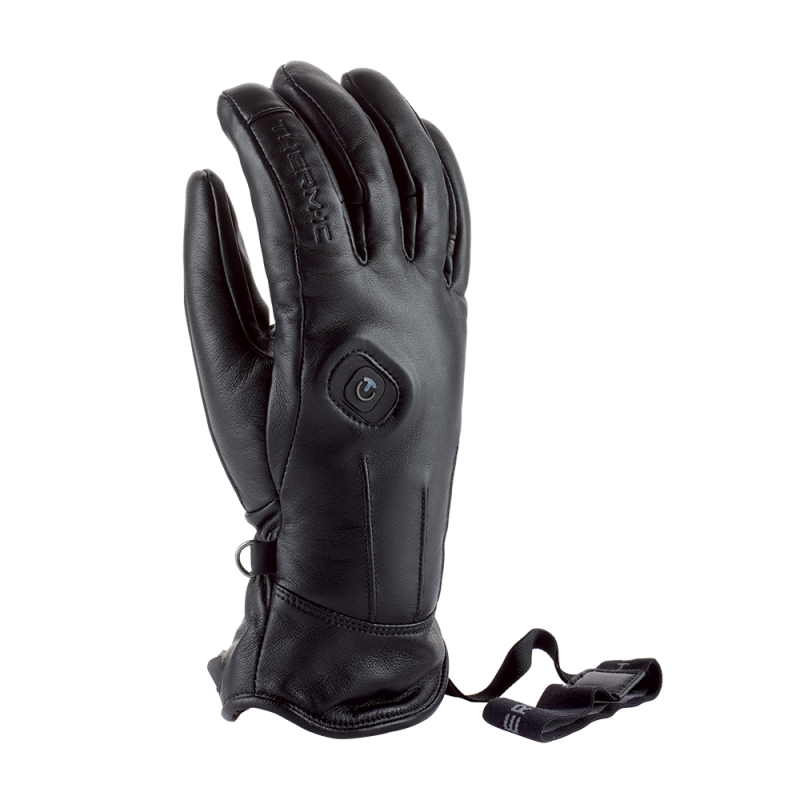 Therm-ic PowerGloves Leather Ladies